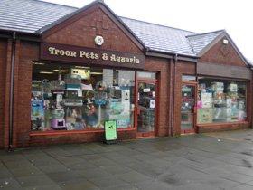Pet shop - Troon, Ayrshire - Troon Pets & Aquaria