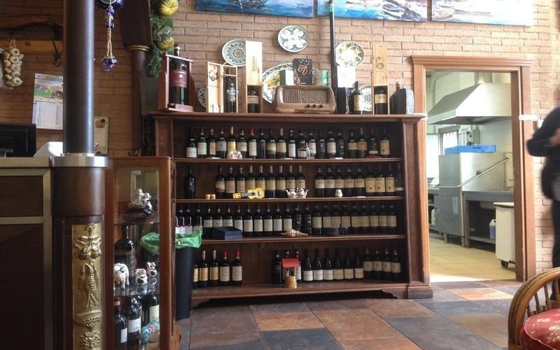 cantina Ciccio Pennello Osteria scelta dei vini