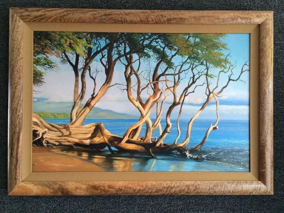 Custom frame – 4