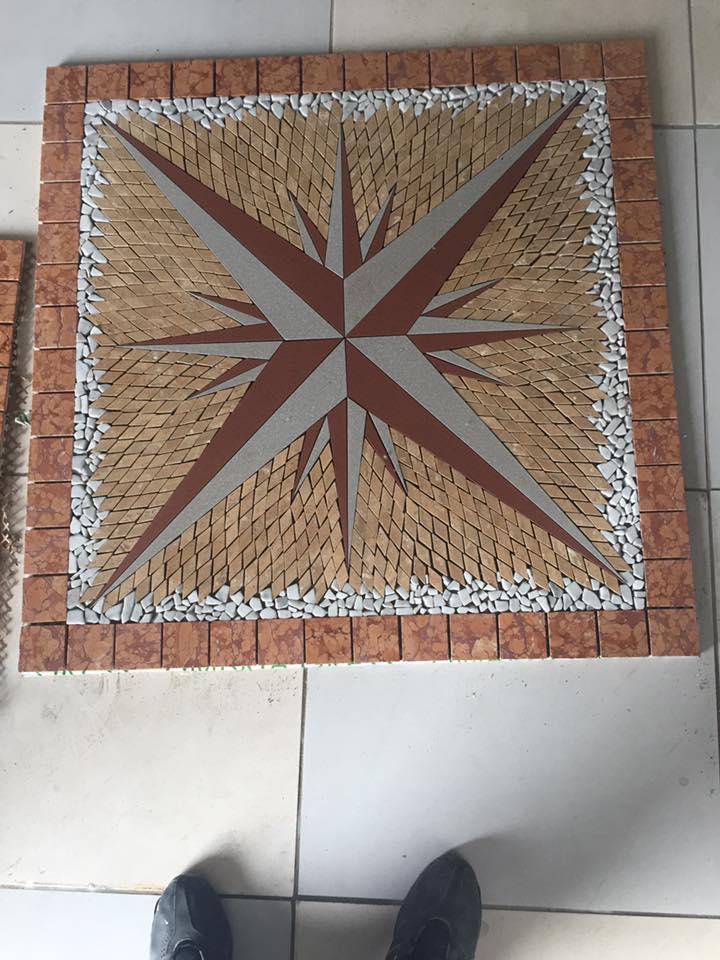 pavimenti a mosaico Roma