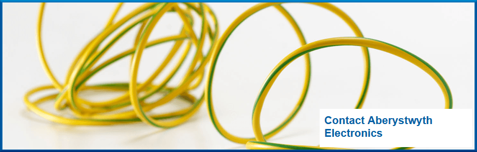 Yellow and green wire