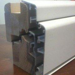 serramento legno alluminio