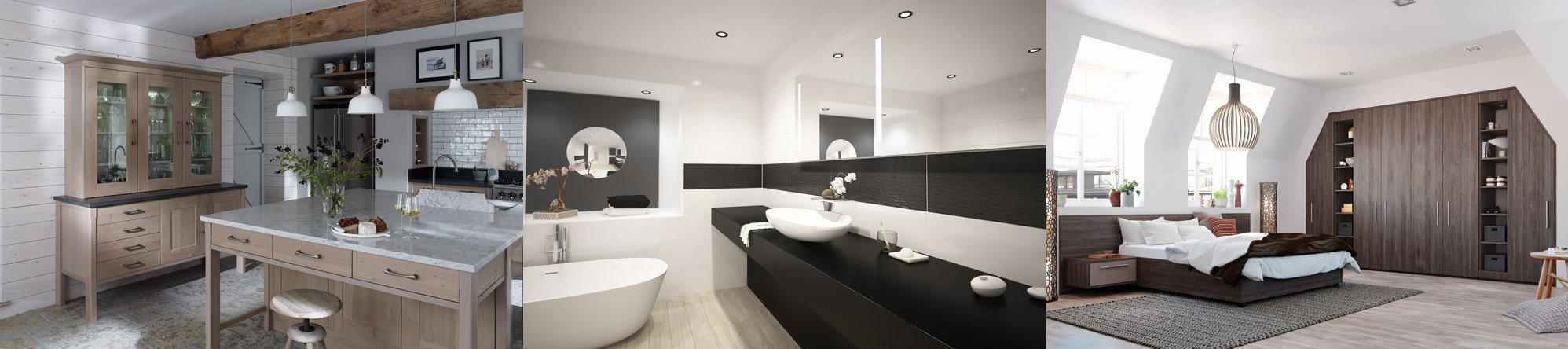 Principal Kitchens Bathrooms New Kitchen County Durham