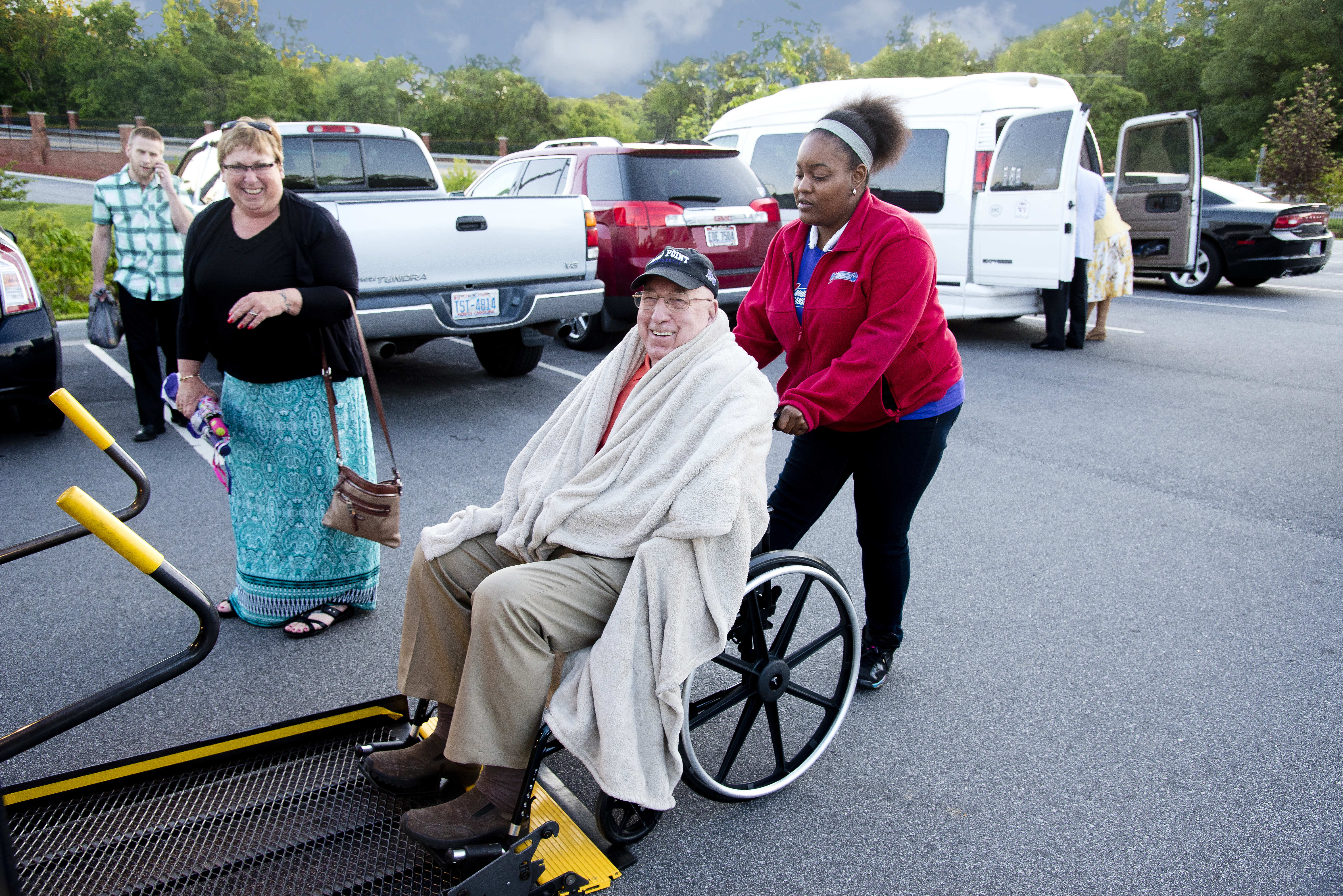 Wheelchair Transportation Greensboro, NC