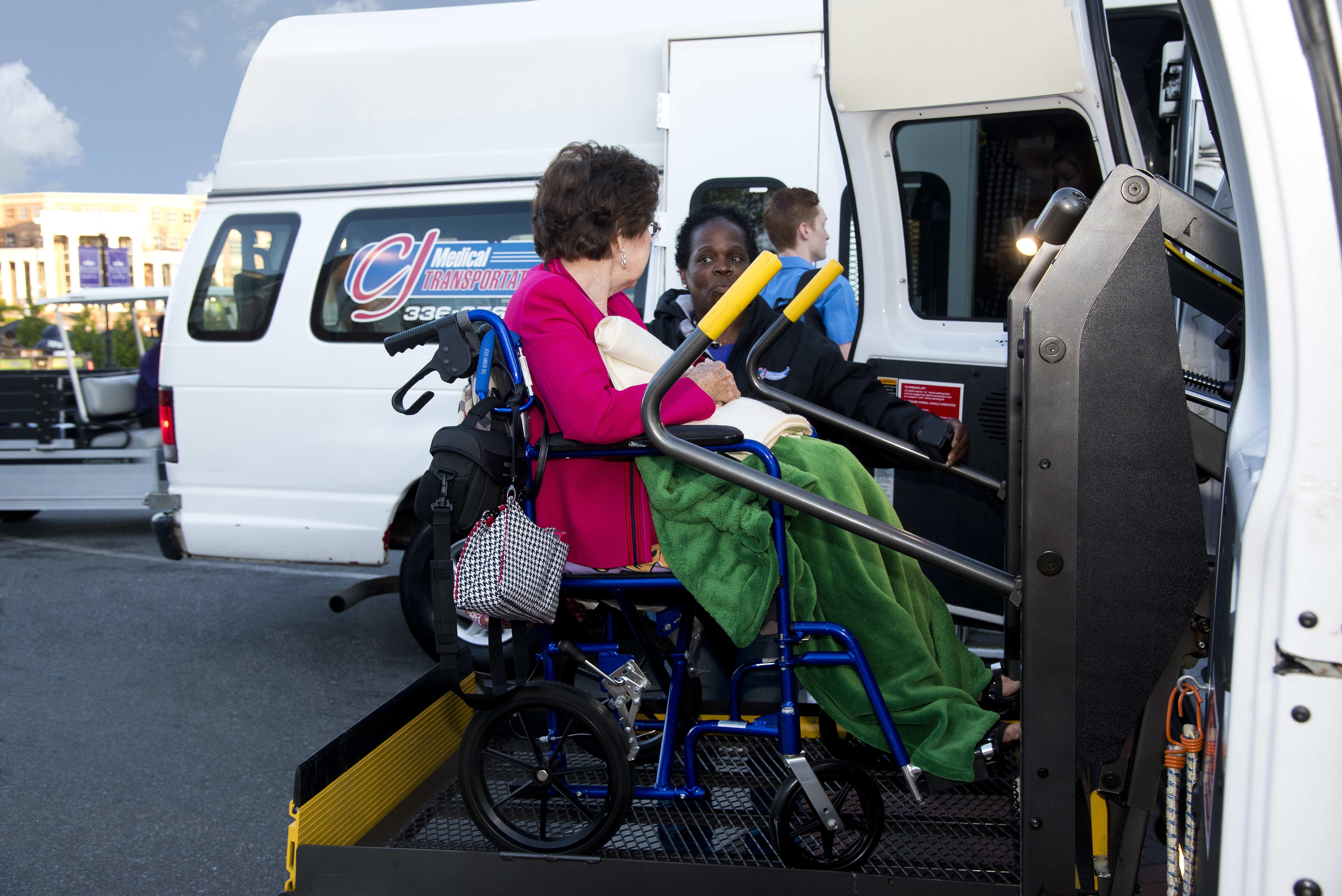 Wheelchair Transport Greensboro, NC