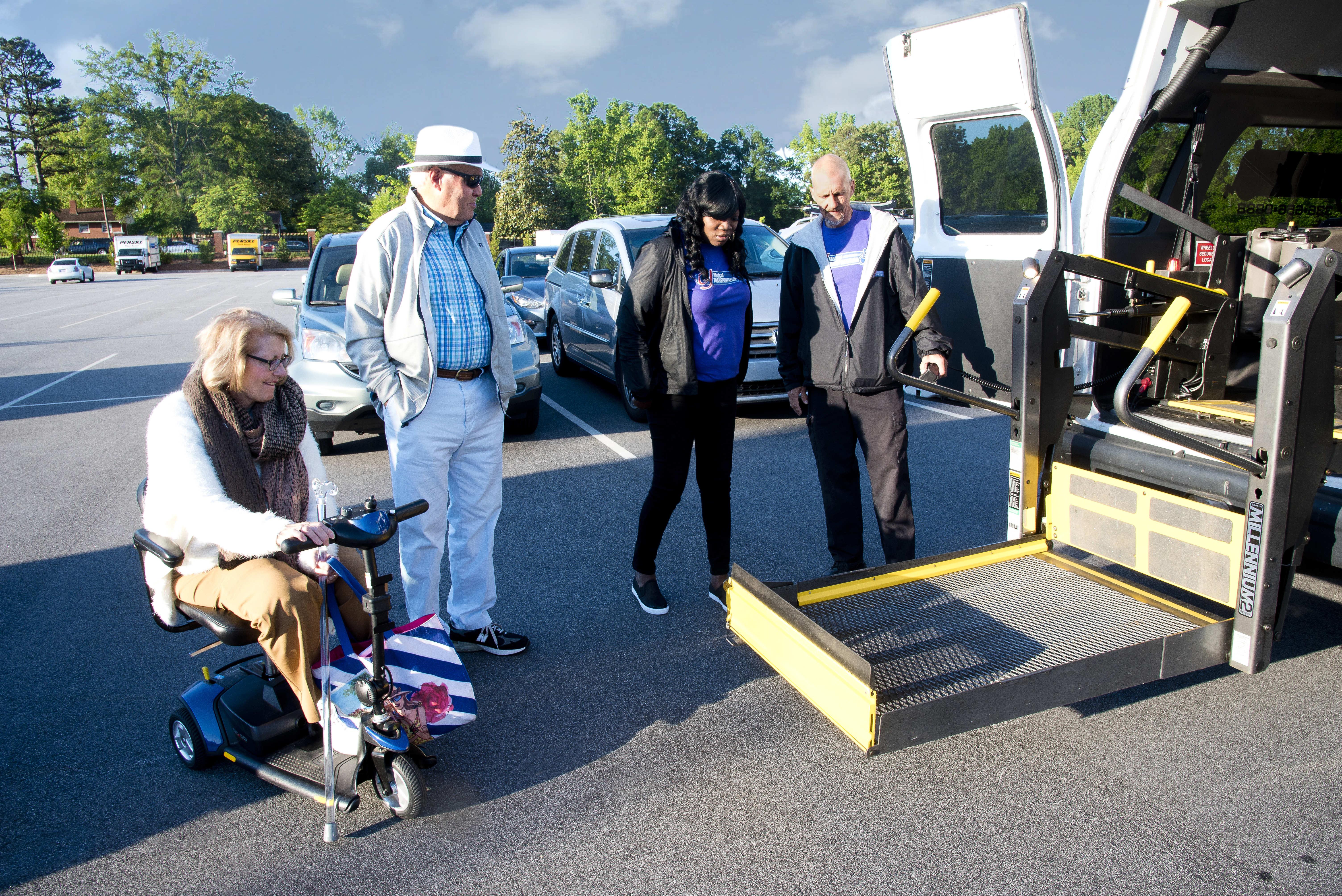 Wheelchair Transport Burlington, NC