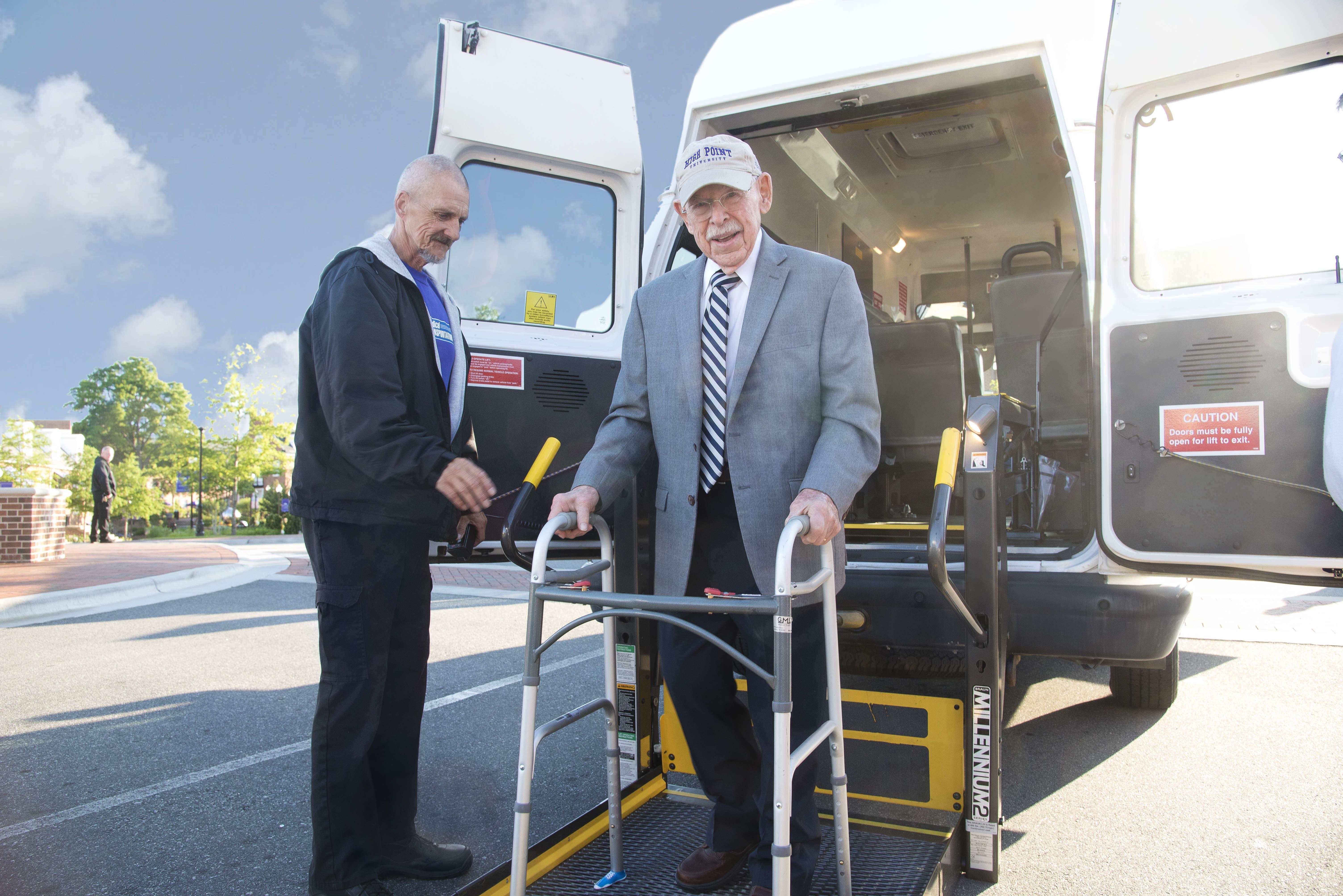 Wheelchair Transportation Burlington, NC