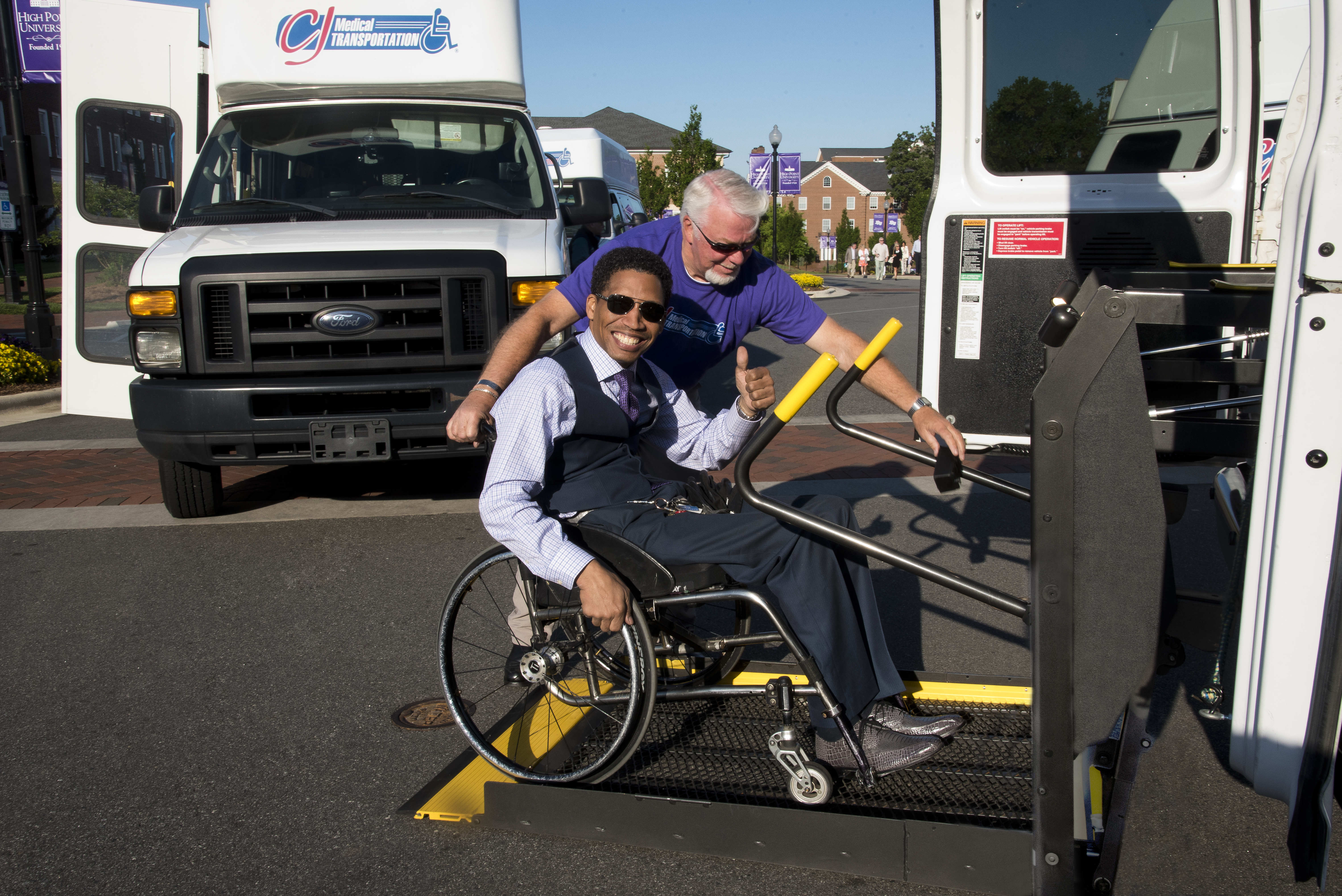 Wheelchair Transport Greensboro, NC