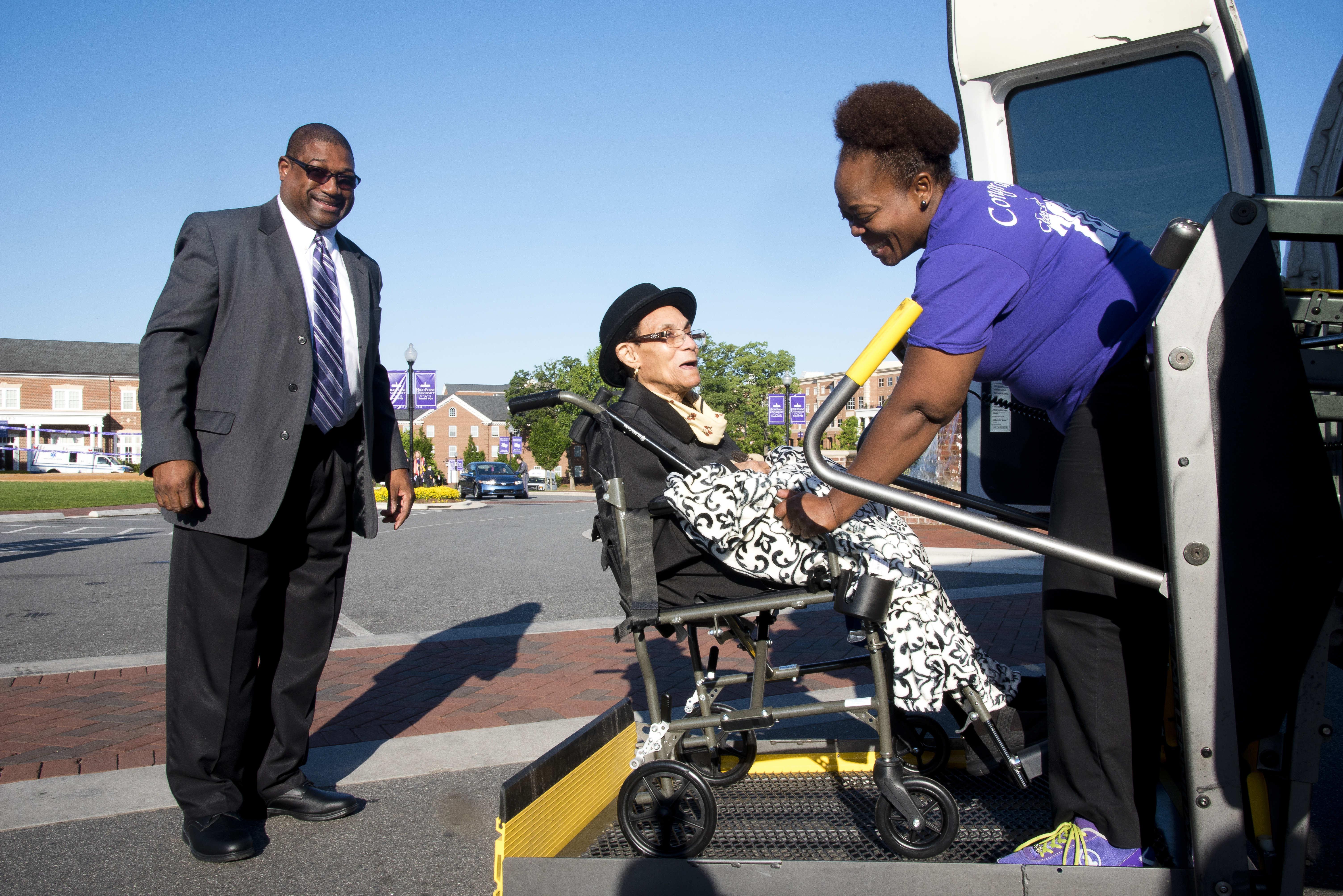 Wheelchair Transportation High Point, NC