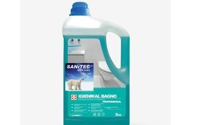 detergente igienikal bagno