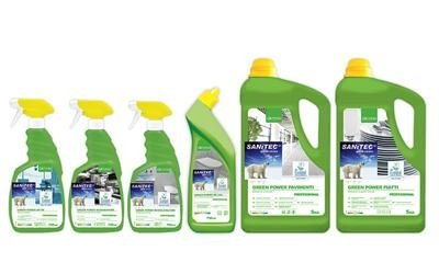 deodorante green