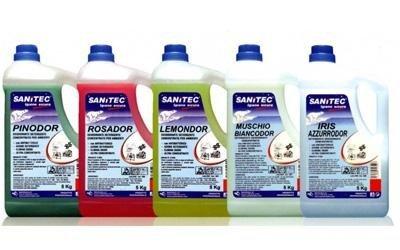 detergente per igiene pavimenti
