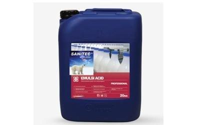 sanificante sn emulsi acid
