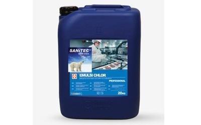 sanificante sn emulsi chlor
