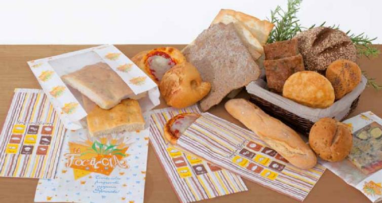 vendita sacchetti per imballaggi alimenti