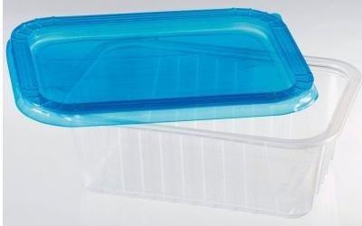conservini di plastica per alimenti