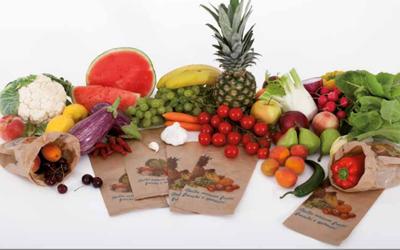 vendita sacchetti di carta per gastronomia