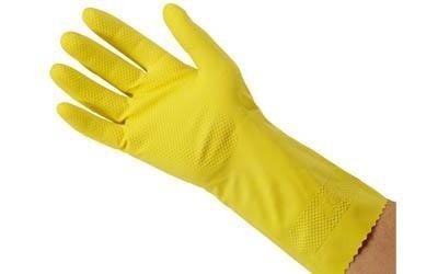guanti gialli