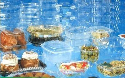 vendita vaschette di plastica per alimenti