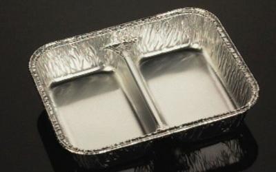 vassoi in alluminio per alimenti