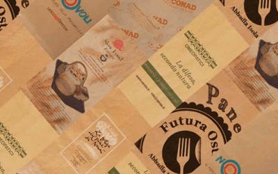 sacchetti di carta per gastronomia