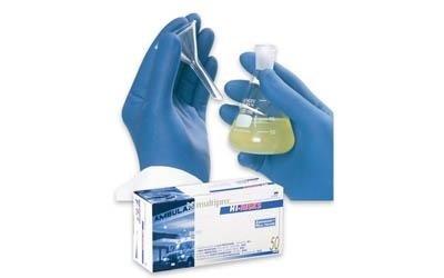 guanti monouso per alto rischio