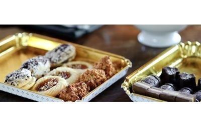 vassoi per biscotti e dolci