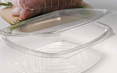 vaschette per alimenti