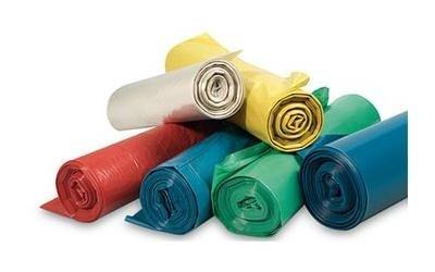 sacchi per rifiuti colorati