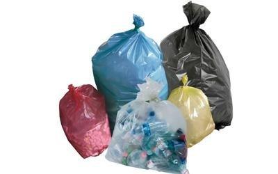 buste per rifiuti
