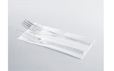 posate di plastica per alimenti