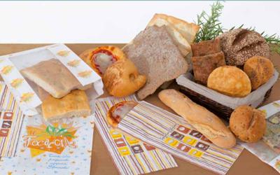 sacchetti di carta per alimenti