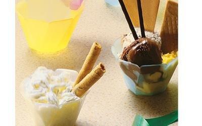 coppette plastica per gelati firenze