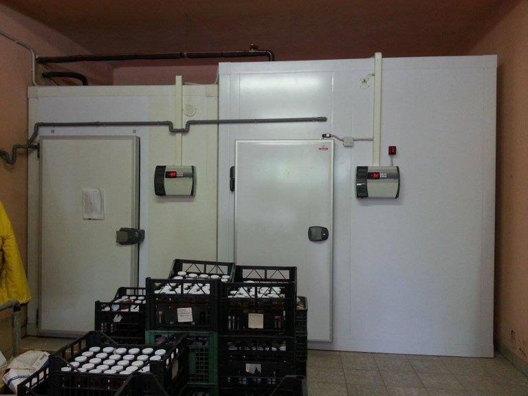 celle frigorifere, fabbricatori di ghiaccio, Viterbo