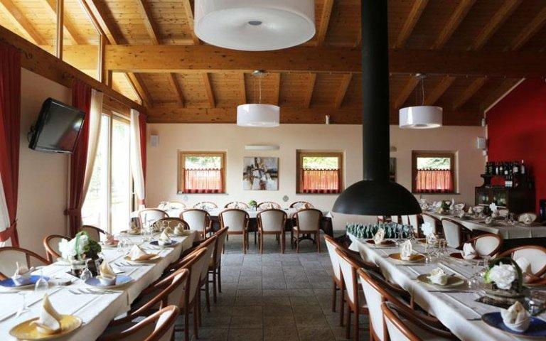 hotel con ristorante Como