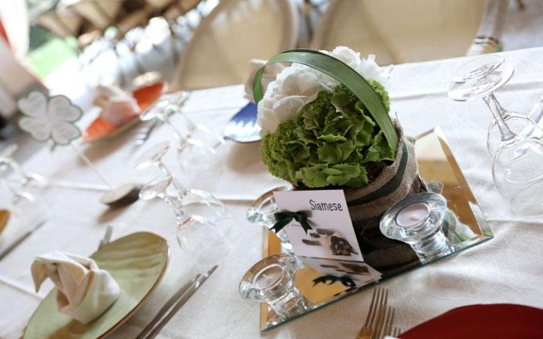ristorante biologico Como