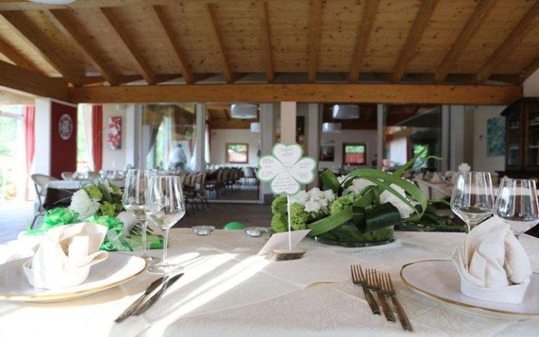 ristorante con giardino Como