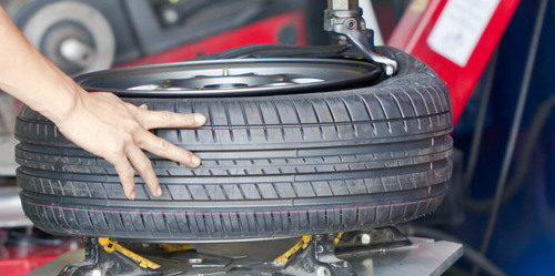 Affordable wheel alignment in Miami Township