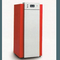 Centro termotecnica vinci, caldaia a pellet