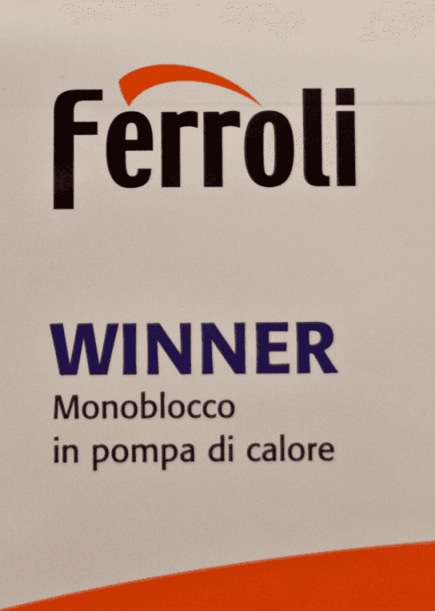 Winner monoblocco