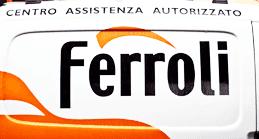 Assistenza autorizzata Ferroli