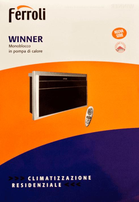 Monoblocco in pompa di calore