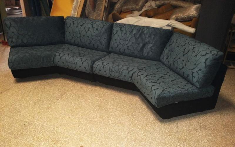 divano assemblato