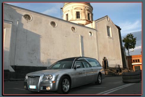 carri funebri di lusso