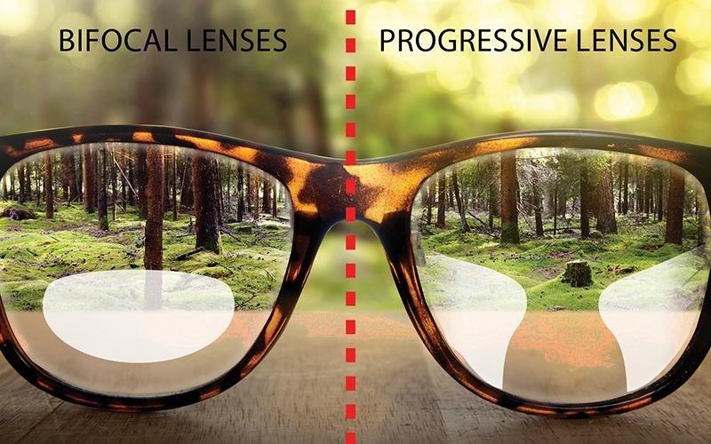 Lenti progressive per astigmatismo
