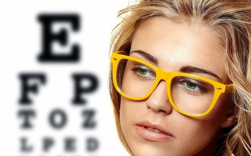 Occhiali da vista e visite di controllo