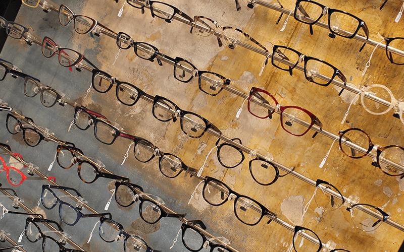 vendita occhiali da vista