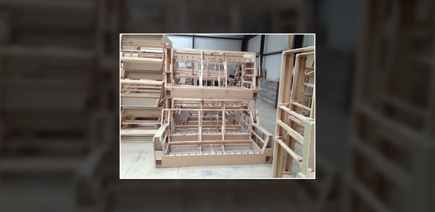 wood frame designs