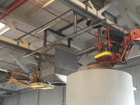 manutenzione periodica impianti aria