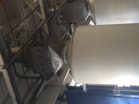 impianto aspirazione aria